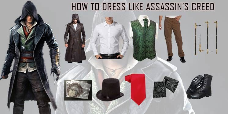 Assassin S Creed Syndicate Video Game Jacob Frye Costume
